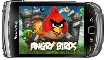Angry Birds sur smartphone