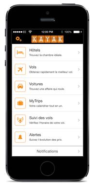 Applications mobiles partez en week end la derni re for Meilleur prix hotel derniere minute