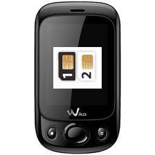 Téléphone portable double SIM