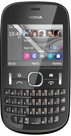 nokia asha 201 un t l phone mobile messenger petit prix prixtel. Black Bedroom Furniture Sets. Home Design Ideas