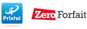 Logos Prixtel Zero Forfait