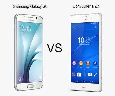 Samsung-Galaxy-S6-Sony-Xperia-Z3
