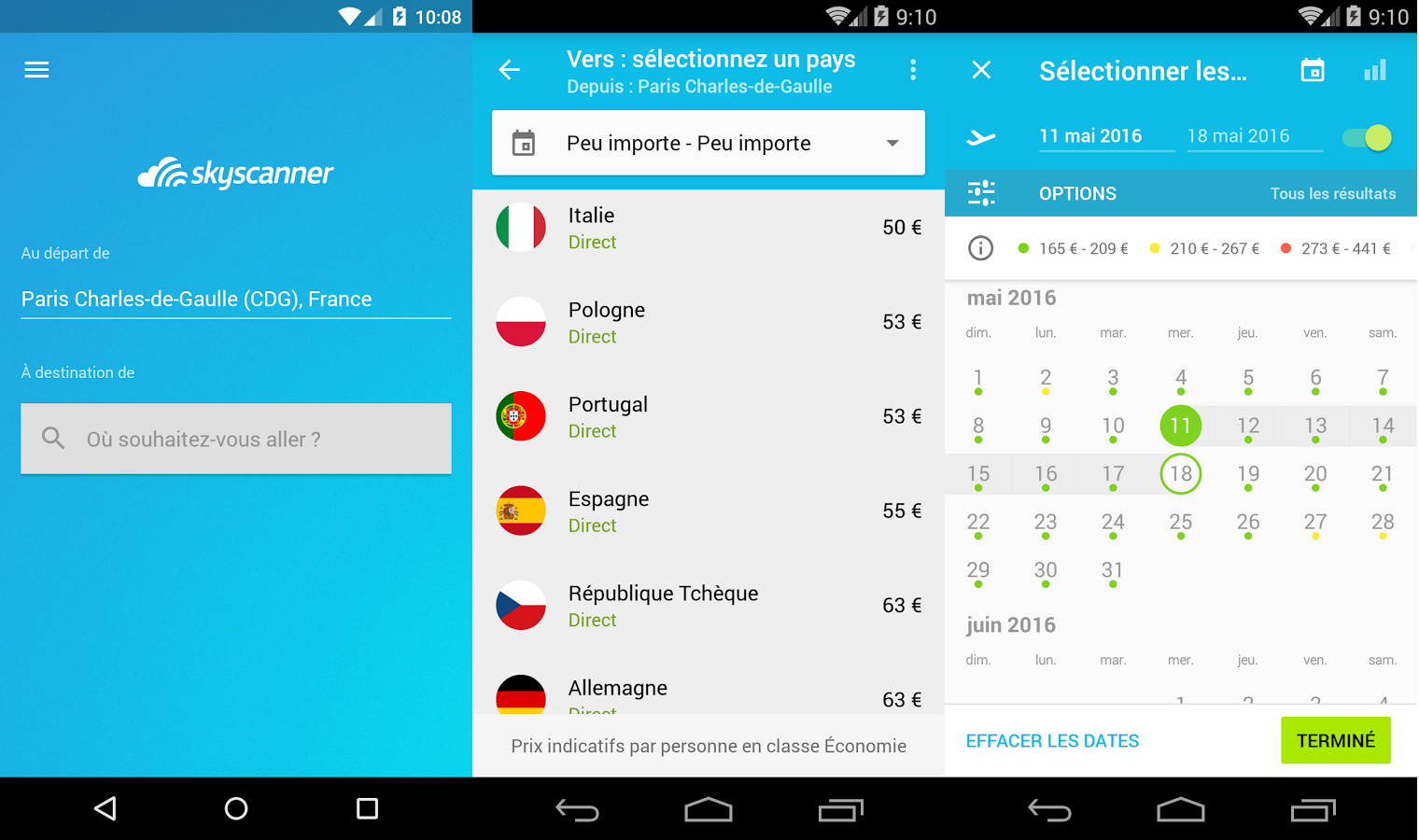 comparateur de prix application smartphone