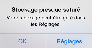 Stockage-sature-iphone