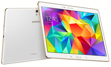 Tablette 4G Samsung