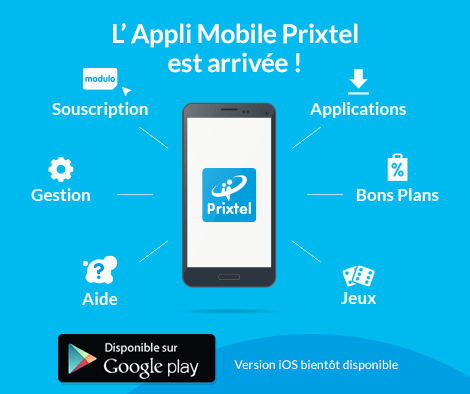 Prixtel dévoile son application mobile
